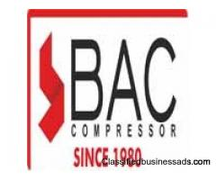 Air compressor manufacturers & suppliers | Coimbatore, India | BAC Compressors